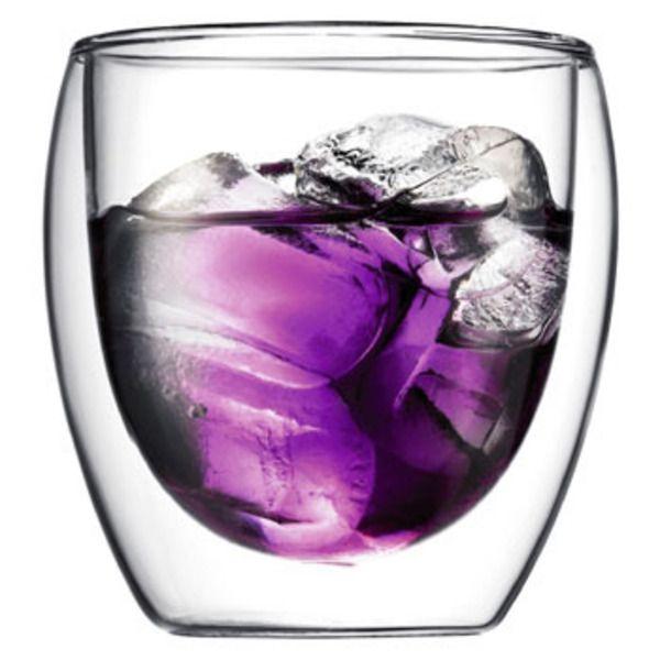 Bodum PAVINA Double Walled Glass 0.25 lt (2 pcs) Image