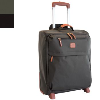 Bric's X-TRAVEL Ultra-Lightweight 2-Wheel Carry-on Trolley