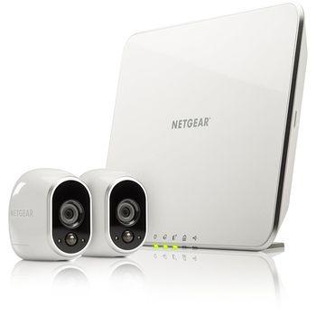 Netgear Arlo Smart Home Security 2 HD Smart Camera Kit