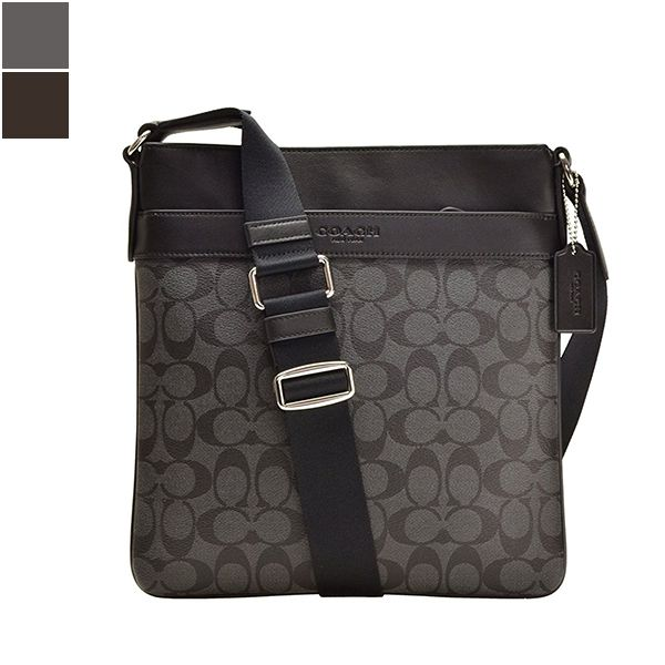 Coach CHARLES SIGNATURE Cross-body Bag Image