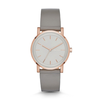 DKNY Soho Ladies Watch NY2341 with Leather Strap