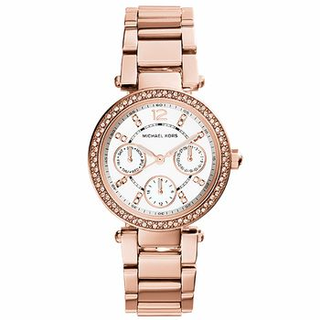 Michael Kors MINI PARKER Ladies Watch - Rose Gold