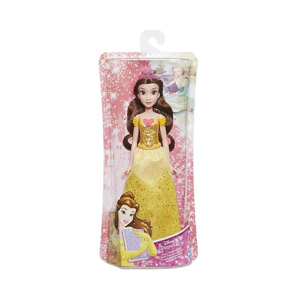 Hasbro DISNEY Princess Belle Shimmer Doll Image