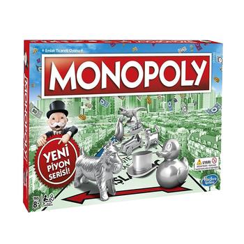 Hasbro Monopoly Board Game
