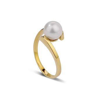 UMI Pearls LUNA Pearl Ring