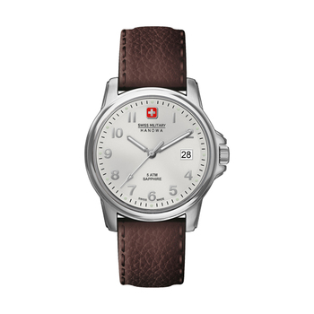 Swiss Military Hanowa SWISS SOLDIER Gents Watch - Leather Strap