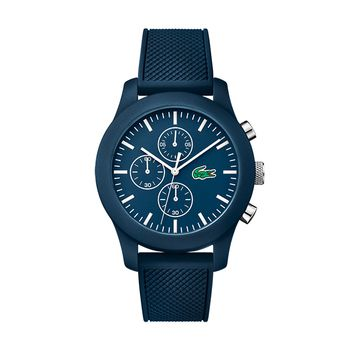 Lacoste 12.12 Gents Chronograph with Silicone Strap
