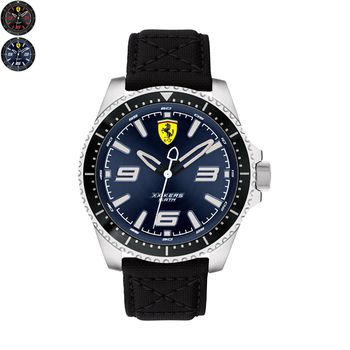 Scuderia Ferrari XX KERS Gents Watch with Nylon Strap