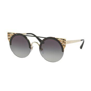 Bvlgari SERPENTEYES BV6088 Round Women's Sunglasses