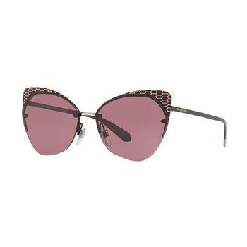 Bvlgari SERPENTEYES BV6096 Cat-Eye Women's Sunglasses