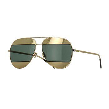 Dior CD-DRSPLIT1 Aviator Women's Sunglasses