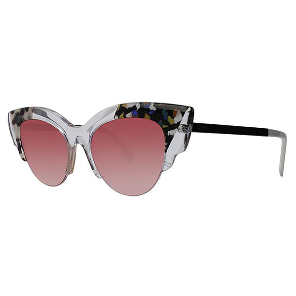 Fendi FN-0178/S Cat-Eye Women's Sunglasses Image