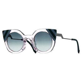 Fendi FN-0240/S Cat-Eye Women's Sunglasses