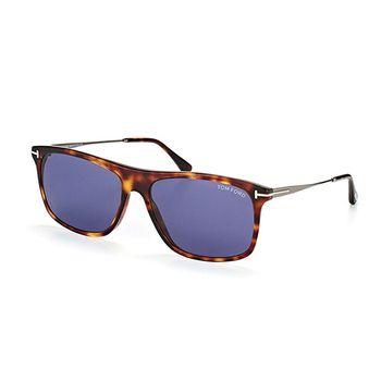 Tom Ford MAX Square Men's Sunglasses
