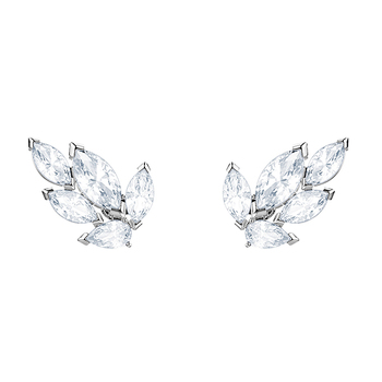 Swarovski LOUISON Pierced Stud Earrings