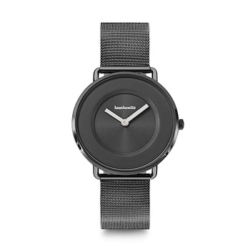 Lambretta MIA 34 Ladies Watch with Mesh Strap - Graphite