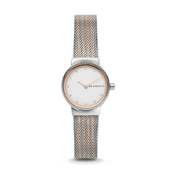 Skagen FREJA Two-Tone Ladies Watch SKW2699