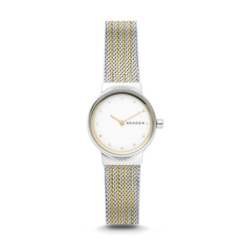 Skagen FREJA Two-Tone Ladies Watch SKW2698