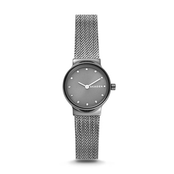 Skagen FREJA Gray-Tone Ladies Watch SKW2700