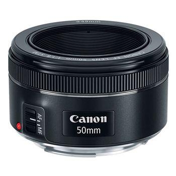 Canon EF50 Camera Lens mm f/1.8 STM