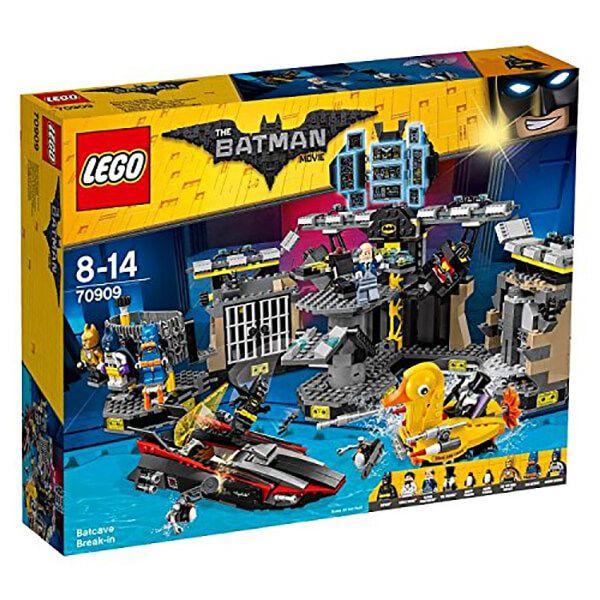 Lego BATMAN Batcave Break-in Image