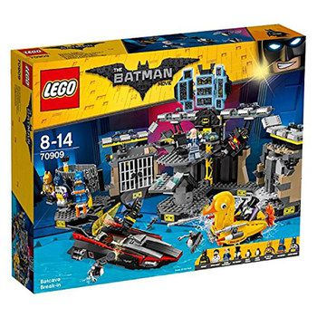 Lego BATMAN Batcave Break-in
