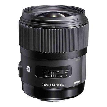 Sigma DG HSM Art 35mm f/1.4 Lens