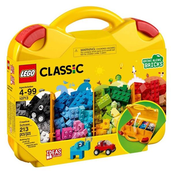 Lego CLASSIC Creative Suitcase Image