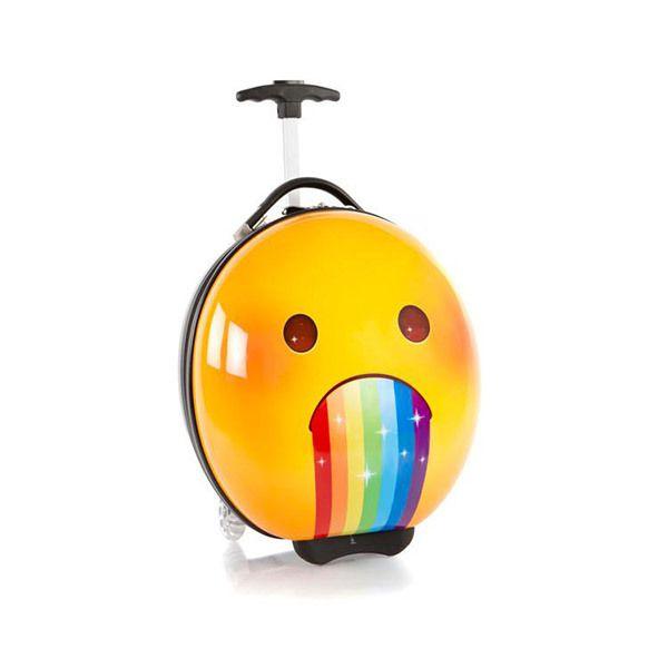 Heys E-MOTION Emoji Trolley for Kids Image