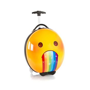 Heys E-MOTION Emoji Trolley for Kids