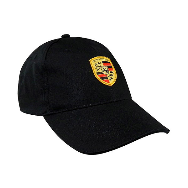 Porsche Crest Cap Image