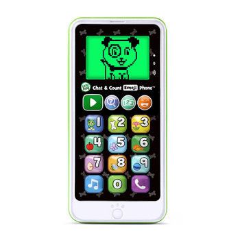 LeapFrog Chat & Count Emoji Phone
