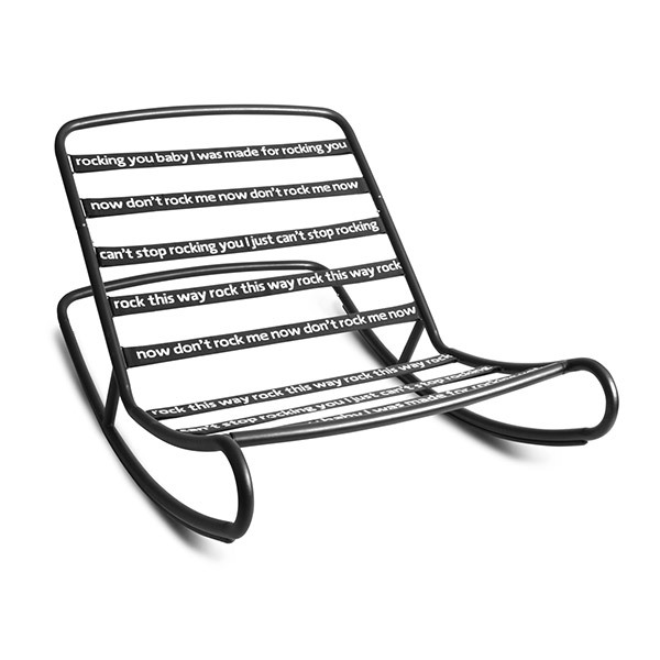 Fatboy ROCK 'N ROLL Chair Frame Image