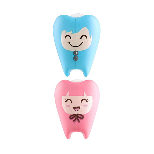 Flipper TOOTH FAIRY Toothbrush Holder − Pack of 2 Image