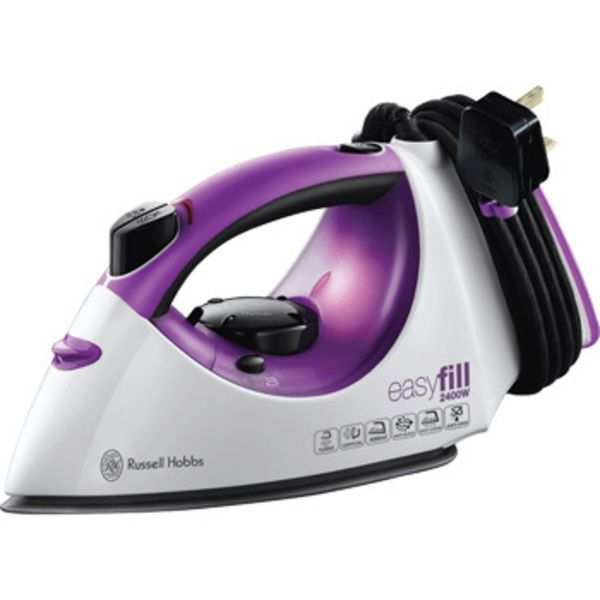 Russell Hobbs Steam Glide Iron Image