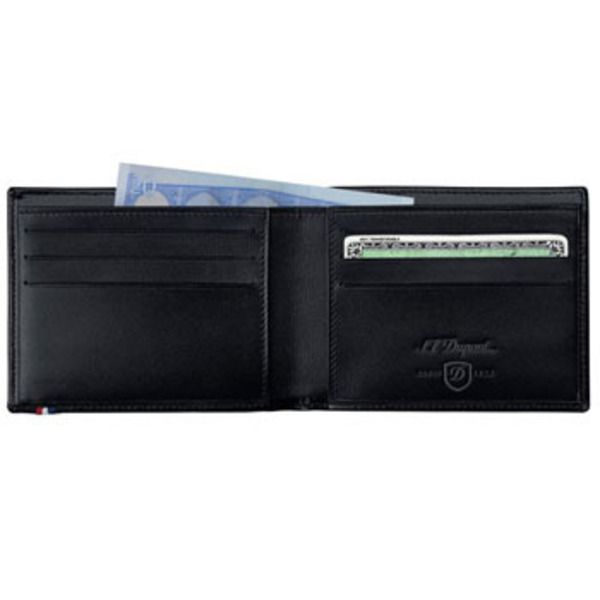 S.T. Dupont ELYSÉE Billfold for 6 Credit Cards Image