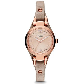 Fossil GEORGIA Rose-Tone Ladies Watch 26mm