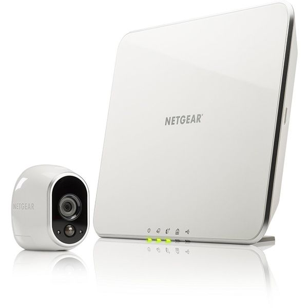 Netgear Arlo Smart Home Security 1 HD Smart Camera Kit Image