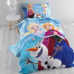 Disney FROZEN Friendship Bed & Pillow Cover