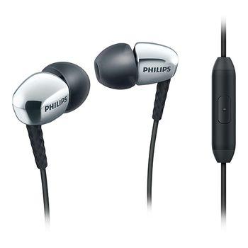 Philips In-Ear Headphone with Mic SHE3905SL