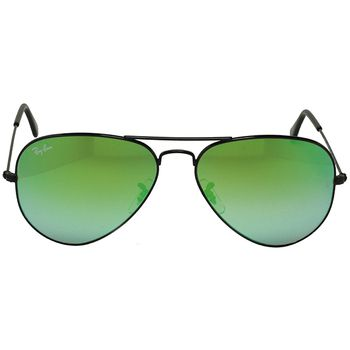 Ray-Ban RB3025 AVIATOR FLASH Unisex Sunglasses