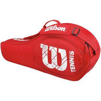 Wilson Match Juniors Triple Collection 3-Pack Bag