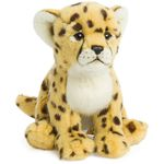 WWF Cheetah Plush Animal
