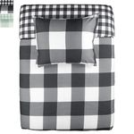 Walra PORTLAND Duvet & Pillow Cover 140cm