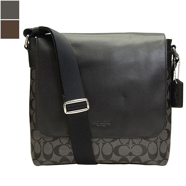 Coach CHARLES SIGNATURE Small Messenger Bag Image