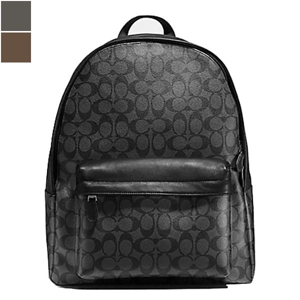 Coach CHARLES SIGNATURE Backpack Image