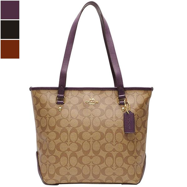 Coach SIGNATURE Tote Bag Image
