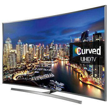 Samsung KU7350 UHD Curved LED TV 55
