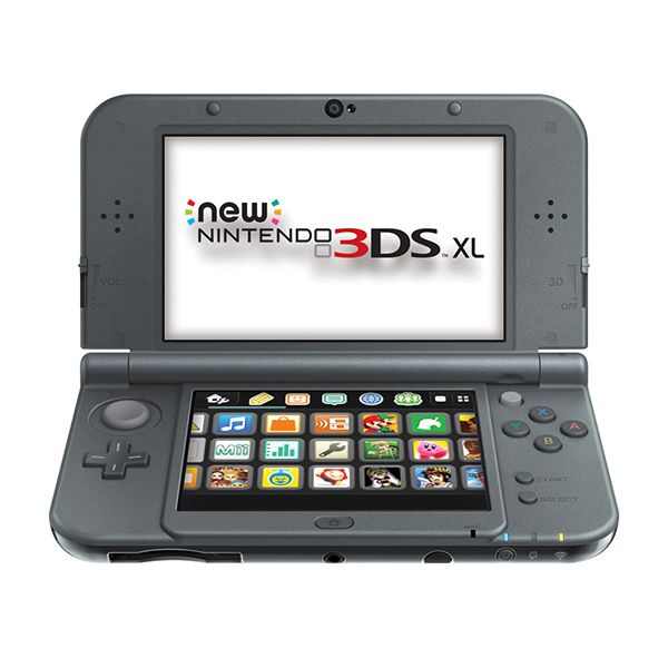 Nintendo 3DS XL Gaming Console Image