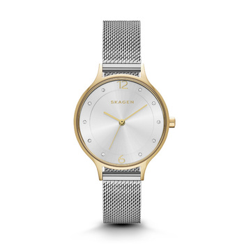Skagen ANITA Two-Tone Ladies Watch